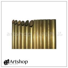 陶藝工具 銅管 (12支入) C-42