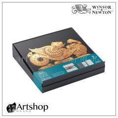 英國 winsor&newton 溫莎牛頓 16件套組 專家級 0190809