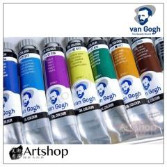 荷蘭 Van Gogh 梵谷 油畫顏料「200ml S1級 單支販售」