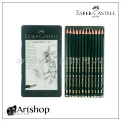 德國 FABER 輝柏 9000 頂級藝術家繪圖素描鉛筆 (12入) 119065