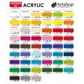 荷蘭 AMSTERDAM 壓克力顏料 500ml (一般色) 51色可選