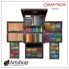 瑞士 CARAN D'ACHE 卡達 100週年 限量典藏木盒 NO.8