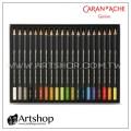 瑞士 CARAN D'ACHE 卡達 MUSEUM 博物館級水性色鉛筆 (20色) 風景