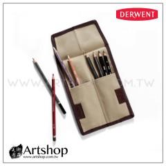 英國 Derwent 德爾文 Pocket Wrap 口袋型隨身筆袋 2300219