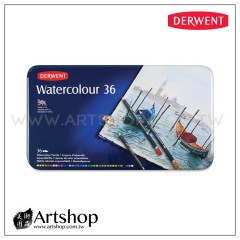 英國 Derwent 德爾文 Watercolour 水性色鉛筆 (36色) 32885
