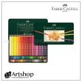 德國 FABER 輝柏 藝術家級油性色鉛筆 (120色) 綠盒
