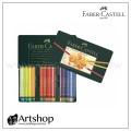 德國 FABER 輝柏 藝術家級油性色鉛筆 (60色) 綠盒 送精美小禮