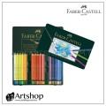 德國 FABER 輝柏 藝術家級水性色鉛筆 (60色) 綠盒