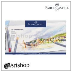 德國 FABER 輝柏 Castell goldfaber 水性色鉛筆 24色