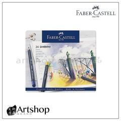 Faber Castell - GOLDFABER 24色油彩色鉛
