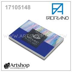 義大利 FABRIANO 冷壓明信片水彩本 300g (10.5x14.8cm) 膠裝 20入 #17105148