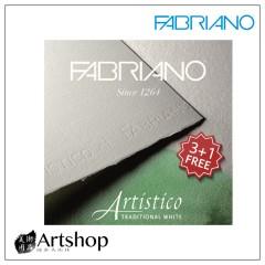 義大利 FABRIANO Aritistico 100%棉 無氯 無酸 水彩紙 2K(3+1)