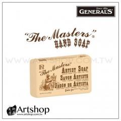 美國 GENERAL 將軍牌 113 專業畫家香皂 洗筆皂