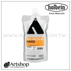 日本 HOLBEIN 好賓 AM452 壓克力增厚劑 300ml HARD 透明硬質
