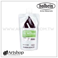 日本 HOLBEIN 好賓 AM457 壓克力增厚劑 300ml CRYSTAL 透明高光澤