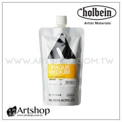 日本 HOLBEIN 好賓 AM496 壓克力不透明媒劑 Opaque Medium 300ml