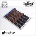 日本 HOLBEIN 好賓 Series MX系列 特殊鋼鍛造油畫刀 (10款可選)