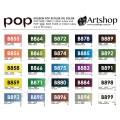 日本 HOLBEIN 好賓 POP 學生級油畫顏料 160ml (單色) 50色可選