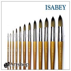 法國 ISABEY 伊莎貝 6512 油畫壓克力兩用筆 (圓)