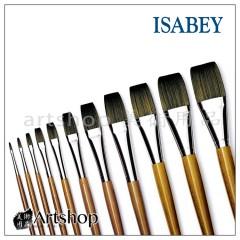 法國 ISABEY 伊莎貝 6582 油畫壓克力兩用筆 (長平)