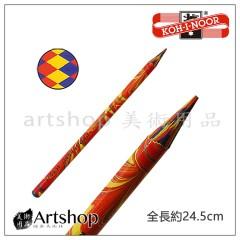 捷克 KOH-I-NOOR 無木巨型魔術色鉛筆 巨大色鉛筆 無木 魔術色鉛