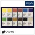法國 LB 羅浮 FINE 學生級 油畫顏料 20ml (12色)