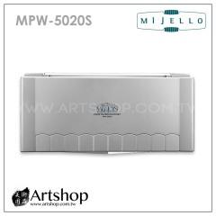 韓國 MIJELLO 美捷樂 MISSION 專家銀級塊狀水彩 (20色) 含調色盤 MPW-5020S