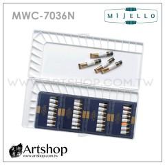 韓國 MIJELLO 美捷樂 MISSION 藝術家金級水彩 7ml (36色) 含奈米調色盤 MWC-7036N
