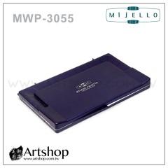 韓國 MIJELLO 美捷樂 MWP-3055 防彈玻璃製調色盤 (55格)