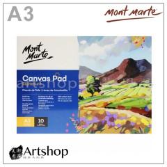 澳洲 蒙馬特 Mont Marte 油畫布本 膠裝 280g 10入 (A3)