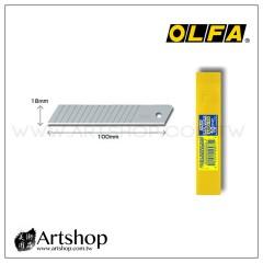 日本 OLFA 大型美工刀片 LBD-10 (10片裝)