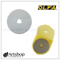 日本 OLFA 拼布裁布刀刀片 RB60-1 (1片/包)
