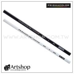 美國 PRISMACOLOR 頂級油性軟芯色鉛筆 (PC935) 黑色  (PC938) 白色