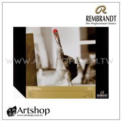 荷蘭 REMBRANDT 林布蘭 油畫本 300g / 膠裝 / 10張入 (2款可選)