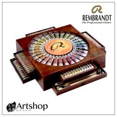 荷蘭 REMBRANDT 林布蘭 油畫顏料 限量典藏木盒 40ml(30色)15ml(90色)