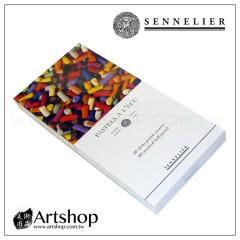法國 SENNELIER 申內利爾 專家級手工極軟粉彩 (短支80色) #132233