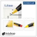 德國 STAEDTLER 施德樓 771 NC 三角舒寫繪圖自動鉛筆 (1.3mm) 黃/白