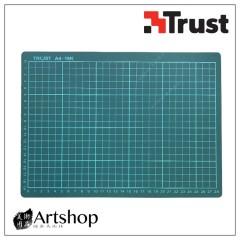 TRUST 實用型切割墊 300X220X3mm 材質PVC (A4/16K)