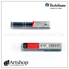 日本 Tachikawa 自來水鋼筆 Linemarket A.T 專用卡式墨水匣 (1組6入)