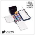 英國 WINSOR&NEWTON 溫莎牛頓 Cotman 塊狀水彩 (12色) 寫生套裝 0390639