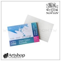 英國 WINSOR&NEWTON 溫莎牛頓 冷壓水彩明信片本 300g (15.2x10.2cm) 膠裝15入 #6917091