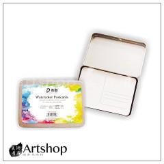 AP 普思 D丟勒 鐵盒 水彩明信片 24入 300g 中粗目 10.5X15cm