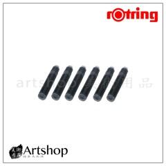 德國 rotring Artpen ink 美工筆 卡式墨水 補充墨水 6入
