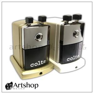 日本 colte 天馬 削鉛筆機 削筆機 橡牙白 香檳金 兩色選擇